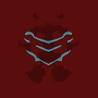 Dead Space Inkblot by BAM063