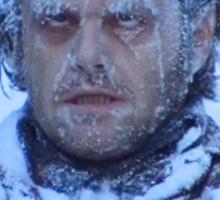 Frozen Sticker