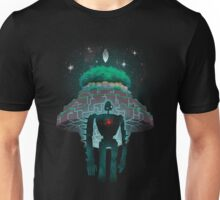 Night Castle in the Sky Unisex T-Shirt