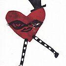 Run Away Heart by craftyhag