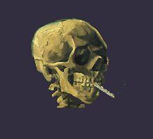 Vincent Van Gogh – Scull with a Cigarette Unisex T-Shirt