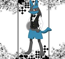 Lucario Service *Apple Devices* by Winick-lim