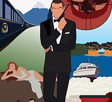 Ian Fleming's From Russia, With Love by davidyarb