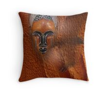 urban shaman 5 Throw Pillow