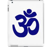 Om yoga iPad Case/Skin