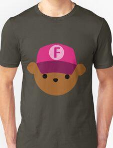 "ABC Bears - ""F Bear"" Unisex T-Shirt"