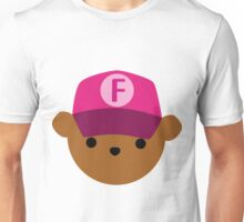 "ABC Bears - ""F Bear"" Unisex T-Shirt"