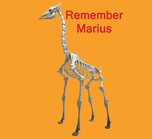 Remember Marius, T Shirts & Hoodies. ipad & iphone cases T-Shirt