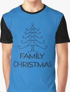 FAMILY CHRISTMAS Graphic T-Shirt