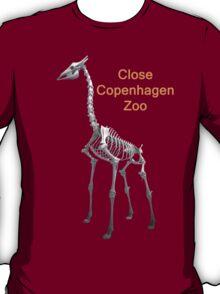 Close Copenhagen Zoo, T Shirts & Hoodies. ipad & iphone cases T-Shirt