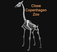 Close Copenhagen Zoo, T Shirts & Hoodies. ipad & iphone cases Unisex T-Shirt