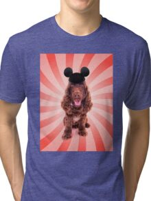 I am a Mouse Tri-blend T-Shirt