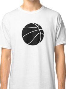 Black basketball Classic T-Shirt