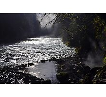 Deer Creek Hot Springs Photographic Print