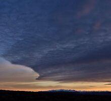 Feb. 11, 2014 Sunset Winnemucca area.. by DonActon