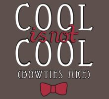 Cool is not Cool Kids Clothes