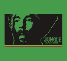 Jungle Revolutionist by Naf4d