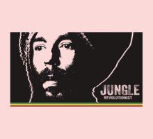 Jungle Revolutionist One Piece - Long Sleeve