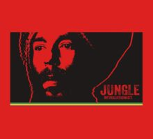Jungle Revolutionist One Piece - Short Sleeve