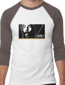 Jungle Revolutionist Men's Baseball ¾ T-Shirt