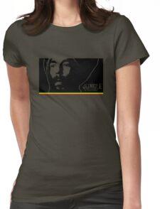 Jungle Revolutionist Womens Fitted T-Shirt
