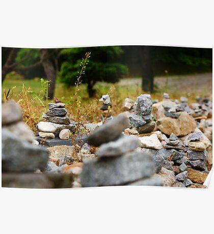 Wishing Rocks  Poster