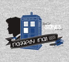 Raggedy Man Goodnight (second version) by runningRebel