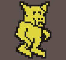 Sabrewulf Knight Lore 3D - yellow Kids Clothes