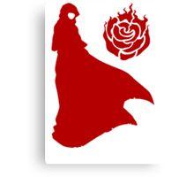 RWBY little red Canvas Print
