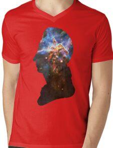 Transformers   Carina Headula Mens V-Neck T-Shirt