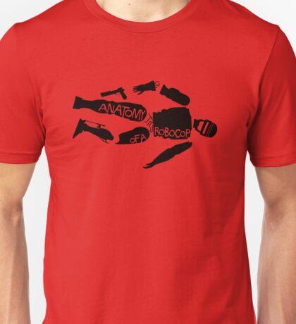 Anatomy of a RoboCop (Remake) Unisex T-Shirt