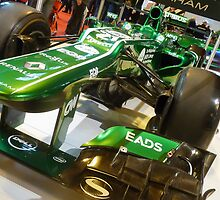 Caterham CT03 by Venusta