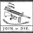Join or Die by drewskee89