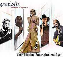 Booking agency for corporate entertainment events by JhonBrove