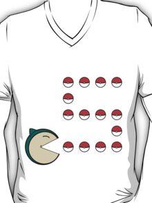 Snorlax Pacman 'S' T-Shirt