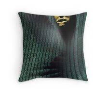 urban shaman 7 Throw Pillow