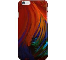 Enchanting Ball Of Feathers iPhone Case/Skin