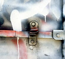 A CLOSER NY - TRUCK HANDLE by Sherry Mills