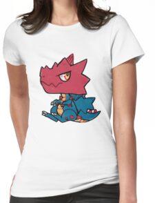 Druddigon Womens Fitted T-Shirt