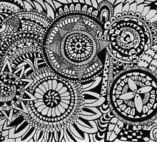 Mandala by KarinaOBrien
