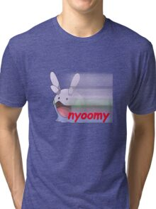 nyoomy goomy Tri-blend T-Shirt