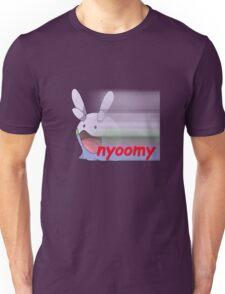 nyoomy goomy Unisex T-Shirt