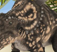 Dinosaur Einiosaurus Sticker