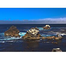 Point Lobos, California Photographic Print