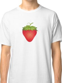 A strawberry Classic T-Shirt