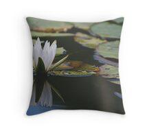 Dragon Lily  Throw Pillow