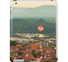 Tübingen Panorama iPad Case/Skin