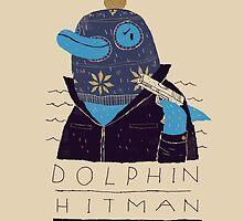 dolphin hitman by louros