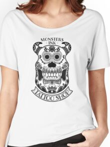 Monsters INK Sully Women's Relaxed Fit T-Shirt