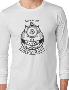 Monsters INK Mike Long Sleeve T-Shirt